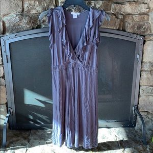 Anne's Matthew nursing dress